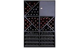 Botellero Merlot Super 92 botellas vino