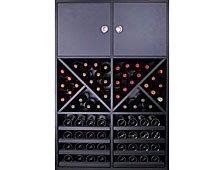 Botellero  Merlot Super 72 botellas vino