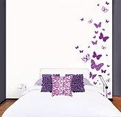 Vinilo butterflies