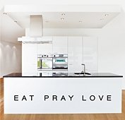 Vinilo eat pray love