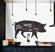 Vinilo porc