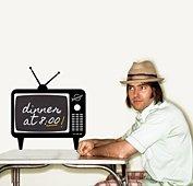 Vinilo retro tv