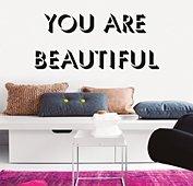 Vinilo you are beautiful