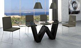 Mesa de Comedor Moderno Wanda