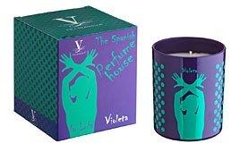 Vela Colección La Lola Violeta