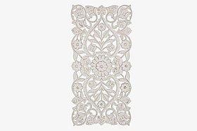 Talla blanco antiguo Vintage Vishal