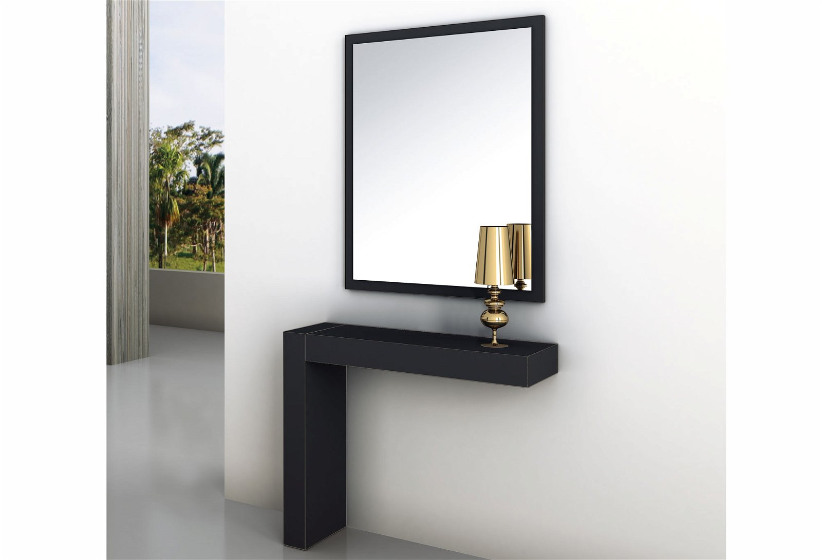 Espejo moderno Roser