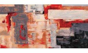 Cuadro canvas alessio aprile bronze flame
