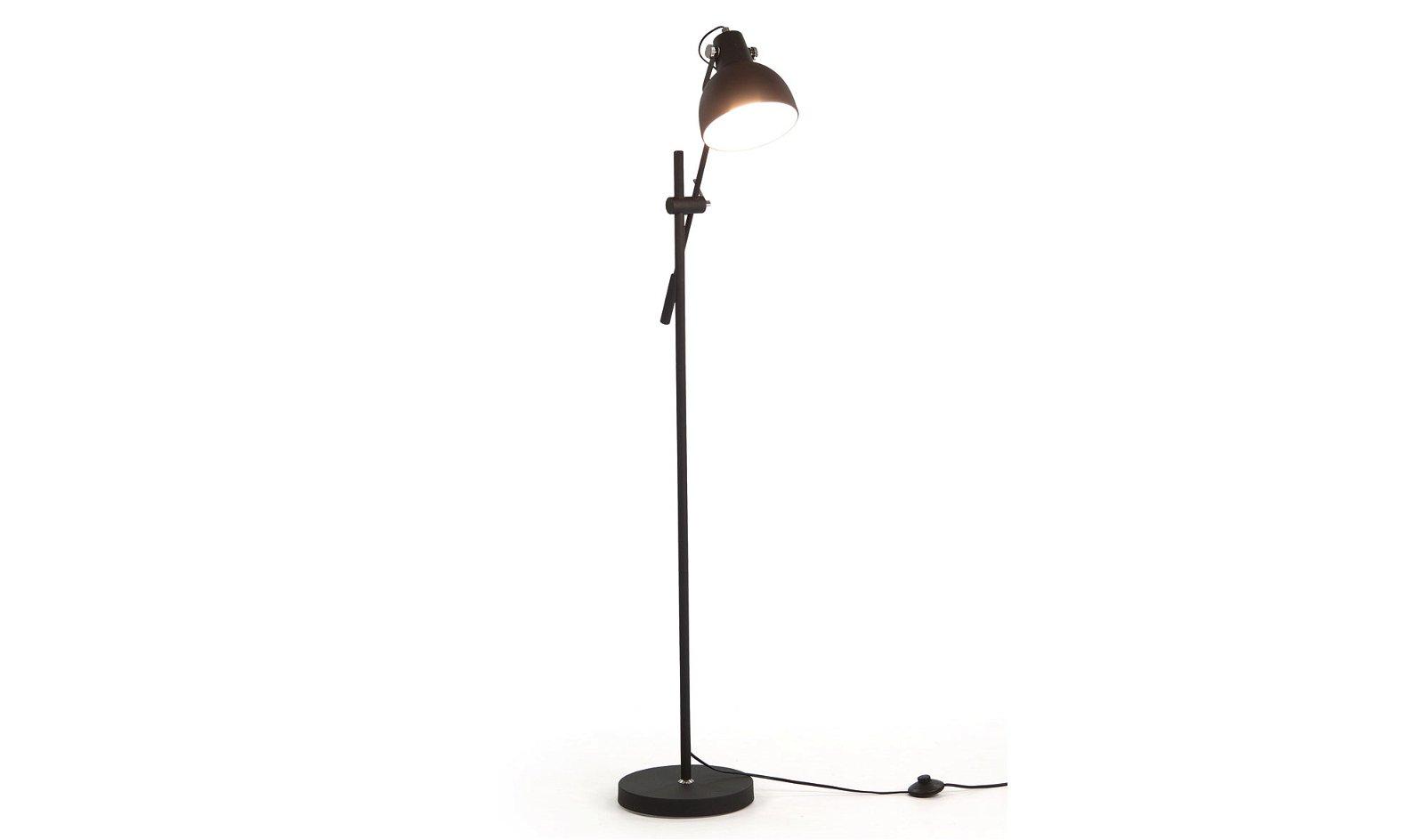 Lámpara de pie nórdica Triena