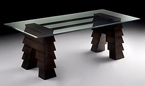Mesa de comedor Vintage Berta