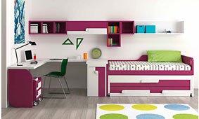 Dormitorio juvenil Alicia