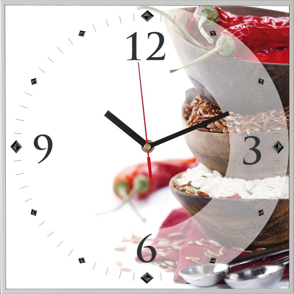 Reloj Cuadrado Chili