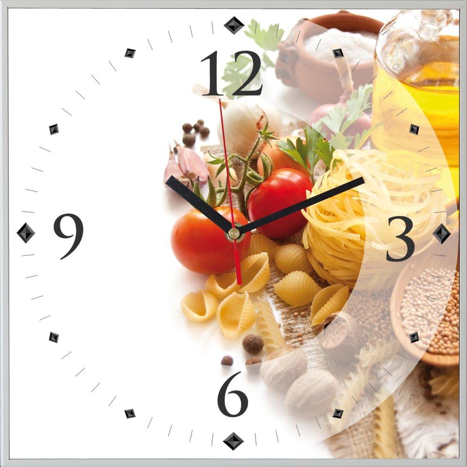 Reloj Cuadrado Ummmm