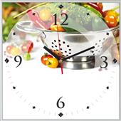 Reloj cuadrado salad II