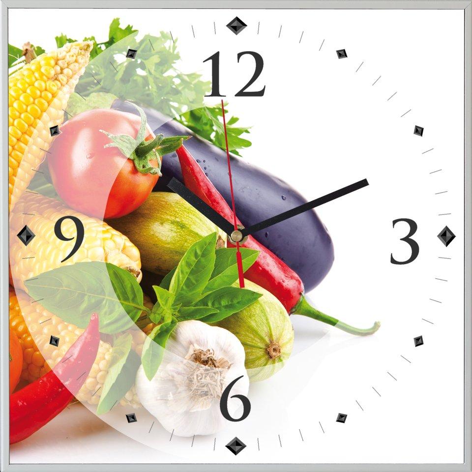 Reloj Cuadrado Ummmm III