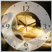 Reloj cuadrado Bread