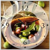 Reloj cuadrado Oliva