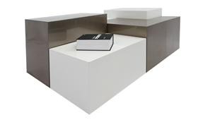 Mesa de Centro Modular Cuadram M2