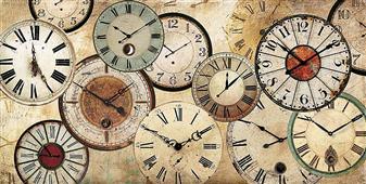 Cuadro canvas timepieces