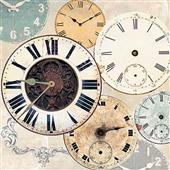 Cuadro canvas timepieces I