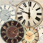 Cuadro canvas timepieces II