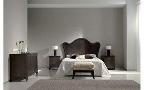 Cabecero de madera moderno para cama 150