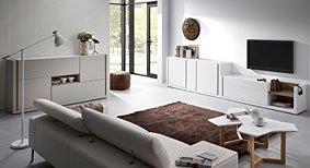 Ambiente de salón Nordik Living