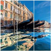 Cuadros Tríos Canvas Venise