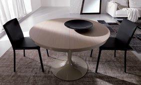Mesa de comedor madera Moderna Eclipse