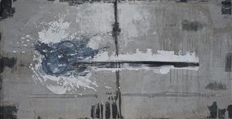 Original. Cuadro Abstracto Ref. 53421
