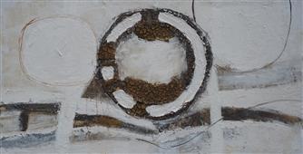 Original. Cuadro Abstracto Ref. 157484