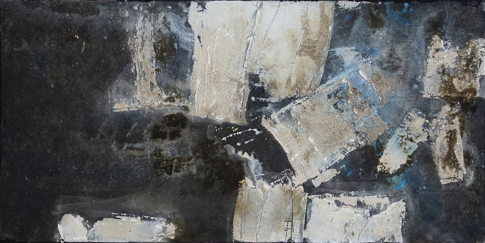 Original. Cuadro Abstracto Ref. 1210048