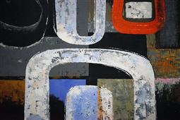 Original. Cuadro Abstracto Ref. 9730895