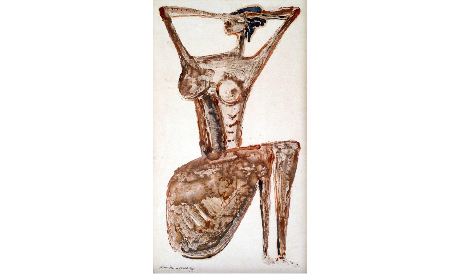 Cuadro Desnudo Decorativo