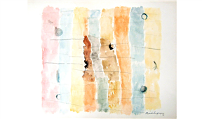 Cuadro Abstracto 1 Decorativo