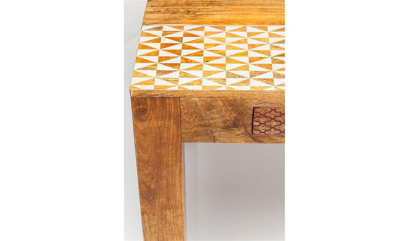 Mesa de comedor vintage Soleil