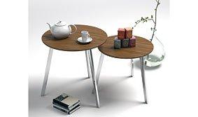 Mesa auxilar Tabellen