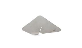 Posavasos Triangular A-cero