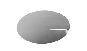 Bajoplato Circular A-cero