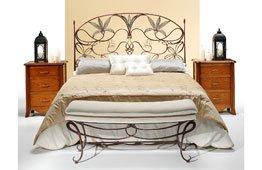Dormitorio forja Cleopatra