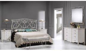 Dormitorio forja Noelia