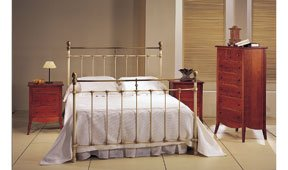 Dormitorio forja Liberty