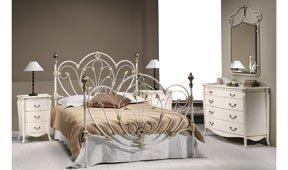 Dormitorio forja Bolero