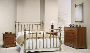 Dormitorio forja Diana