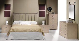 Dormitorio forja Eneida