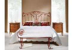 Dormitorio forja Ilenia