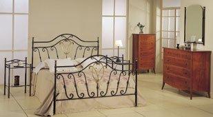 Dormitorio forja Thais
