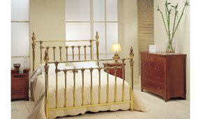Dormitorio forja Tristana