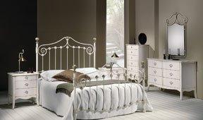 Dormitorio forja Vals