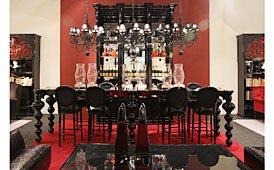 Mesa alta bar Glamour